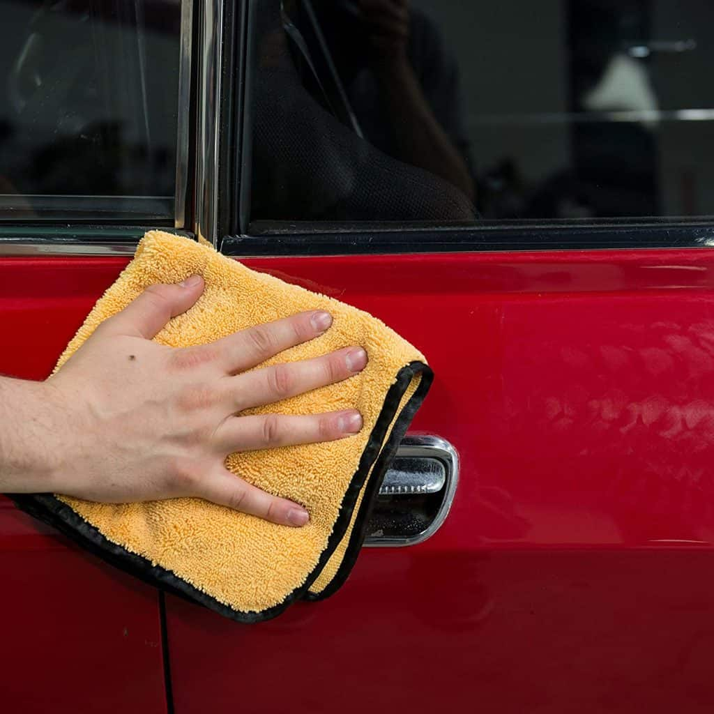 This Micro Fiber Towel Is Perfect For Your Precious Car