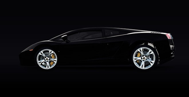 Lamborghini With Supercapacitor And Sián Hybrid For A Fast and Smooth Riding